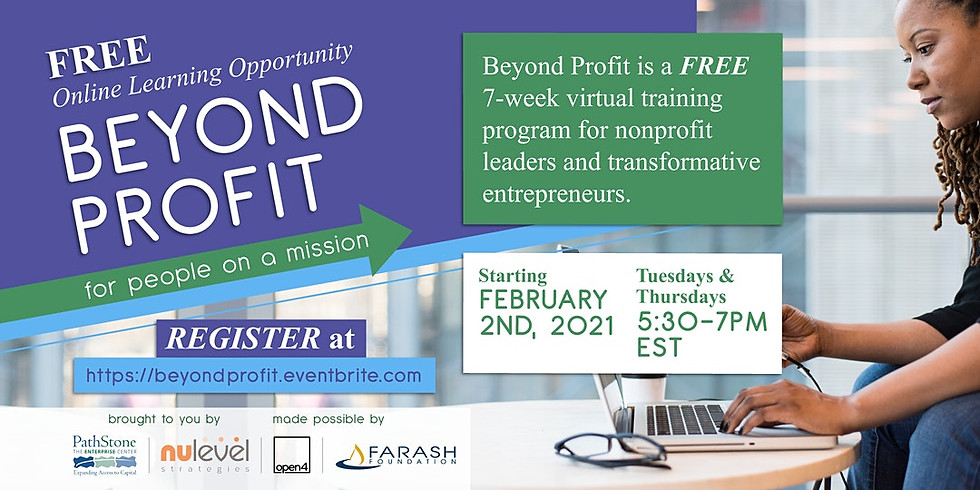 Beyond Profit: For People on a Mission (12)