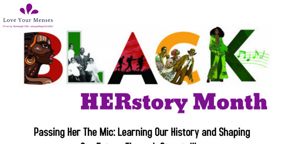 Passing Her The Mic: Learning Our History and Shaping  Our Future Through Storytelling