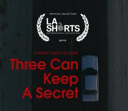 3 CAN KEEP A SECRET