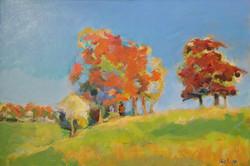 Westonbirt November