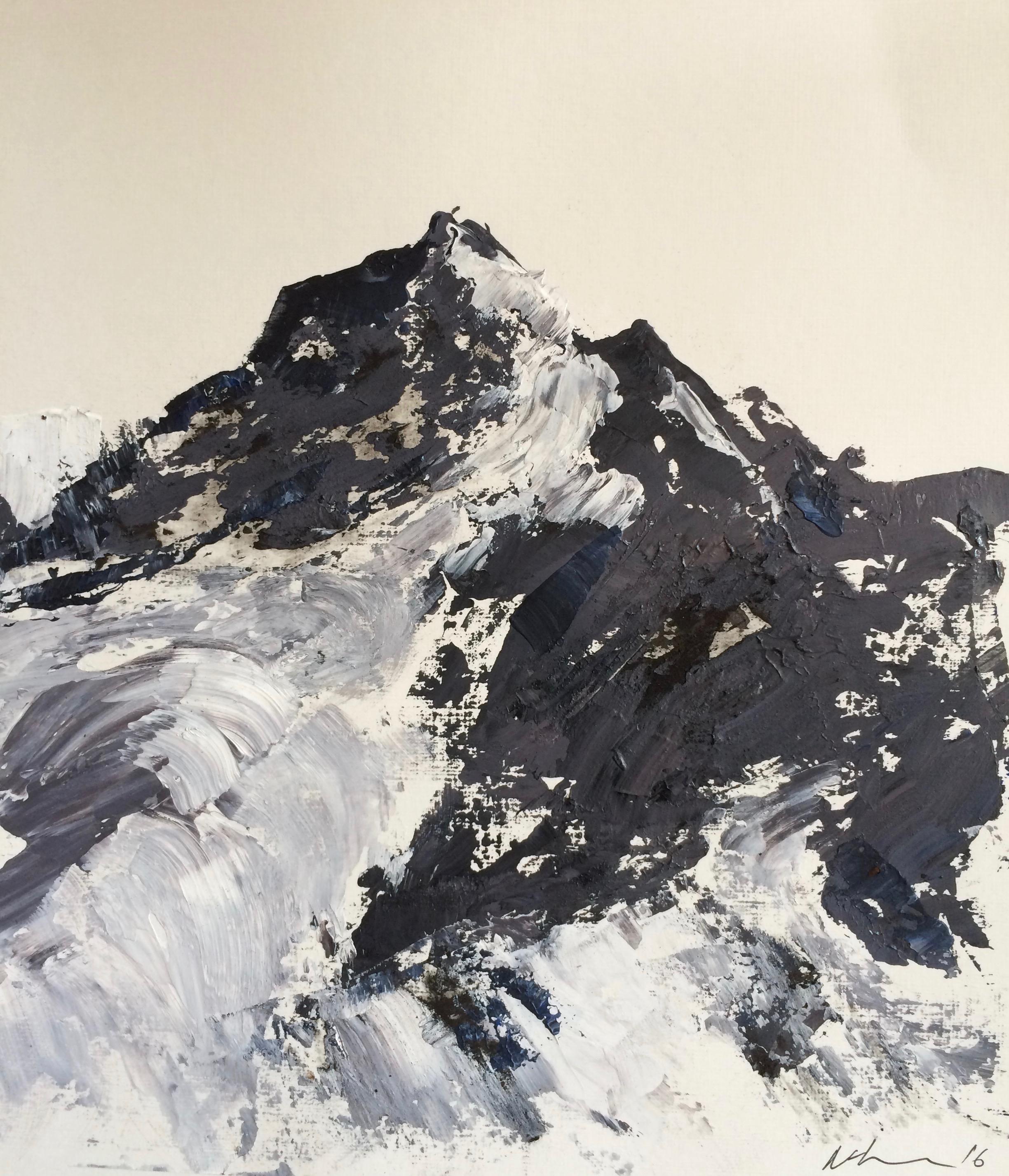 Morterasch Glacier