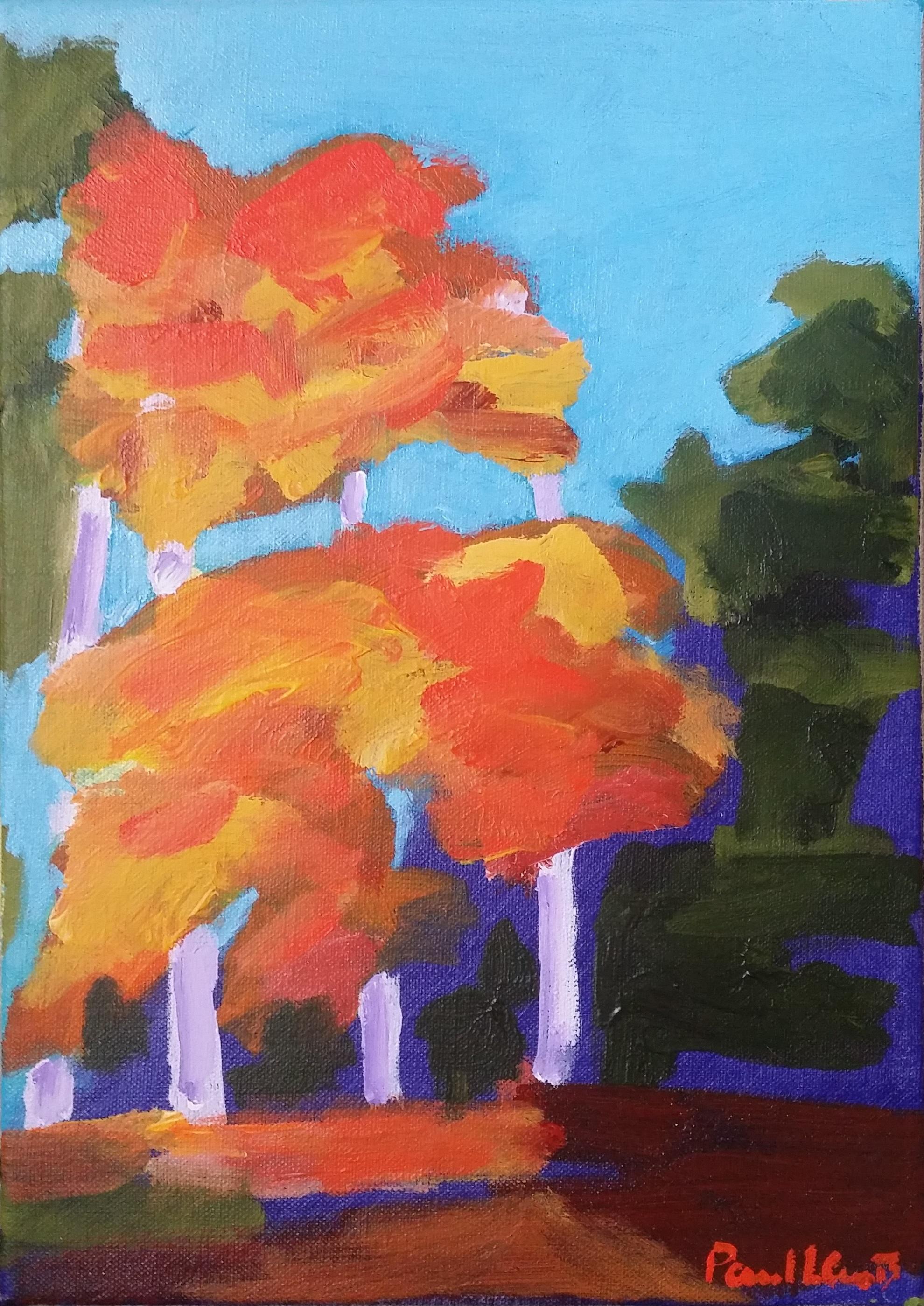 Westonbirt Autumn I