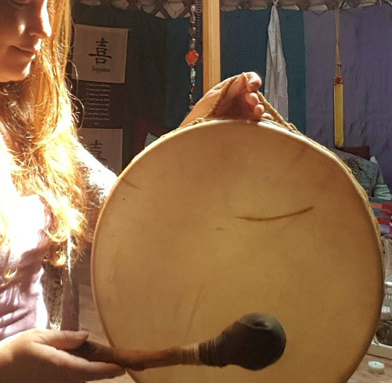 The Sacred Drum and Childbirth
