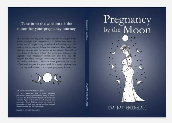 Your Warm Invite to Book Signing for 'Pregnancy by the Moon'