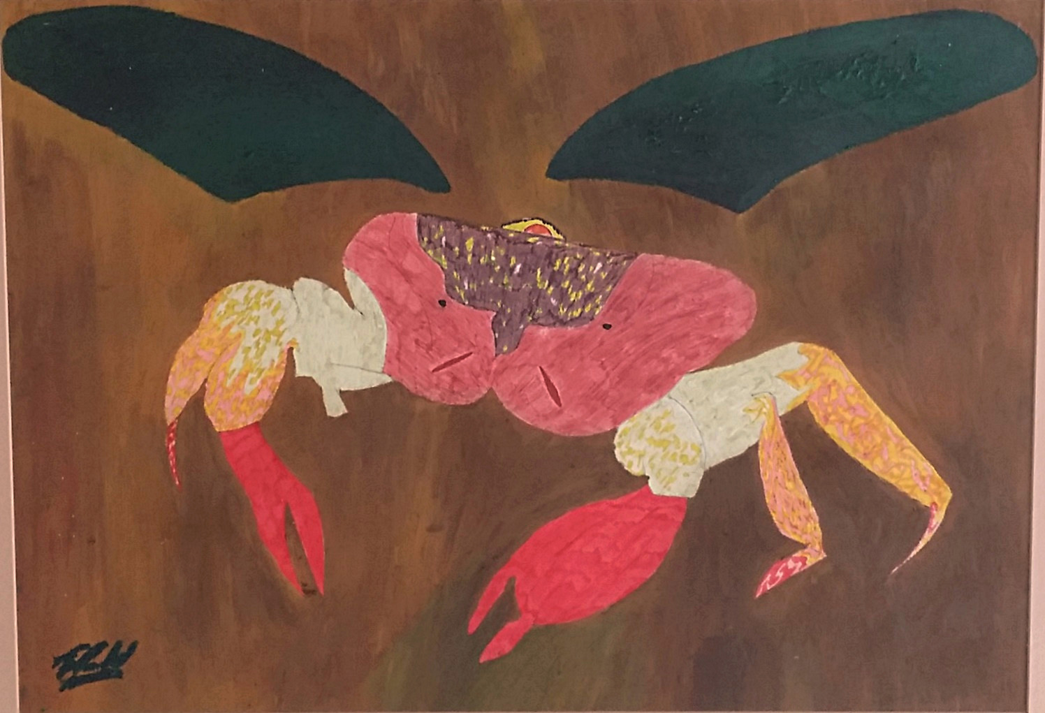 Sky Crab