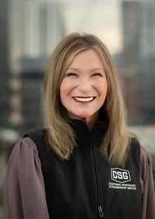 Linda, CSG Director of Finance