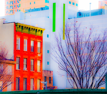 Tenth Avenue Abstract