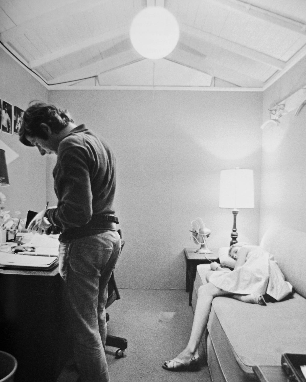 On-Set: Rosemary's Baby (R Polanski)