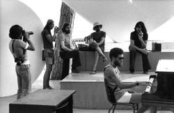 Cameron Brown, Cecil Taylor, Bob Few