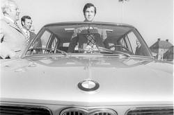 Franz Beckenbauer - BMW