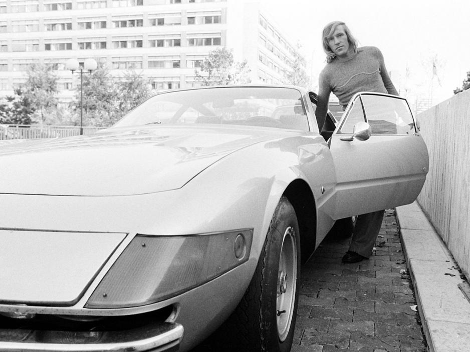 Günther Netzer - Ferrari II