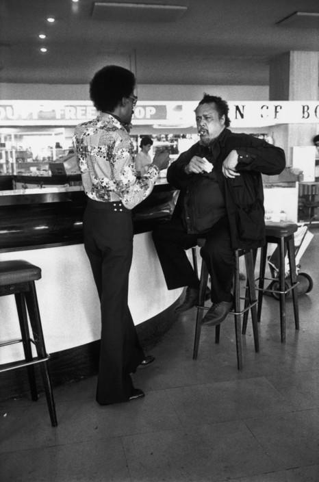 Charles Mingus & Dannie Richmond