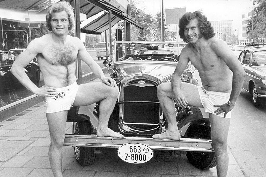 Uli Hoeneß & Paul Breitner - Ford