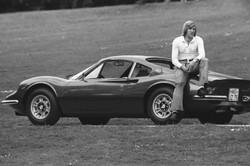 Guenter Netzer - Ferrari