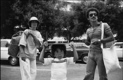Keith Jarrett & family