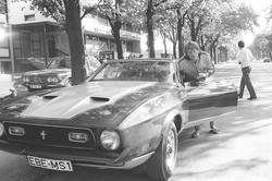 Sepp Maier - Ford Mustang