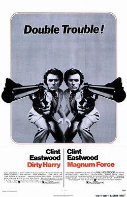 Dirty Harry & Magnum Force