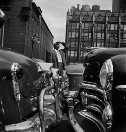 Thad Jones by Francis Wolff