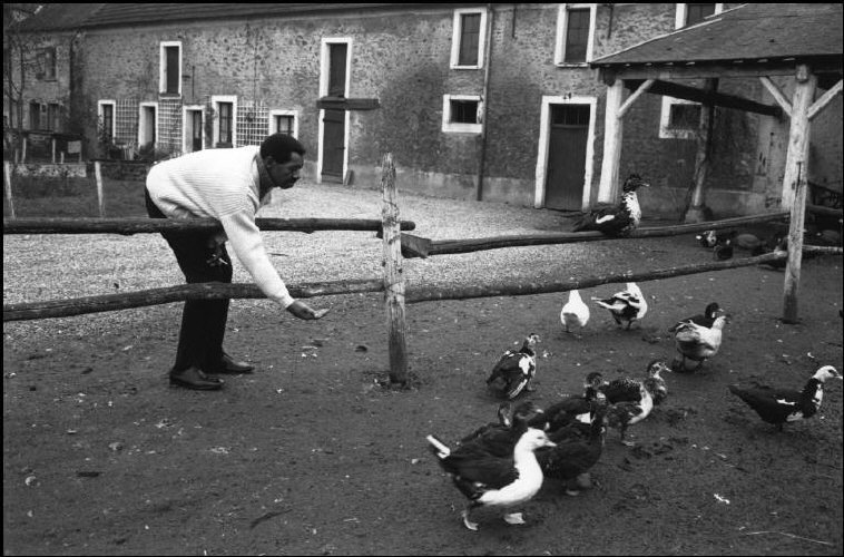 Philly Joe by Guy Le Querrec (1968)