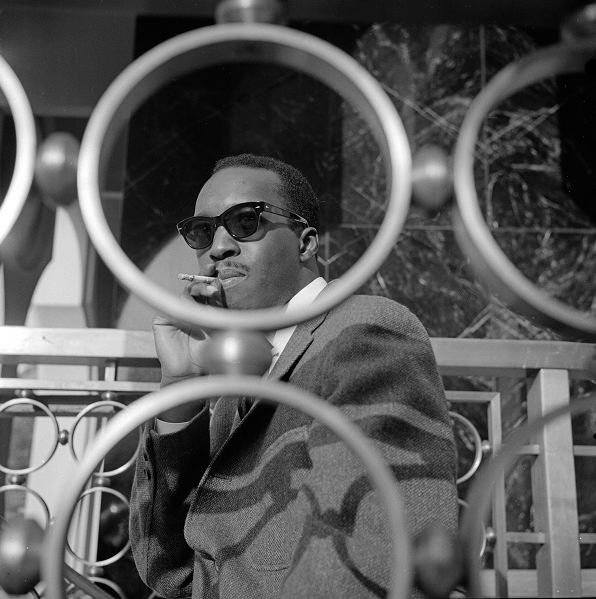 Hank Mobley by Francis Wolff