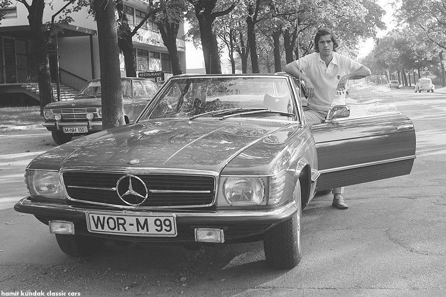 Gerd Muller - Ford Mustang