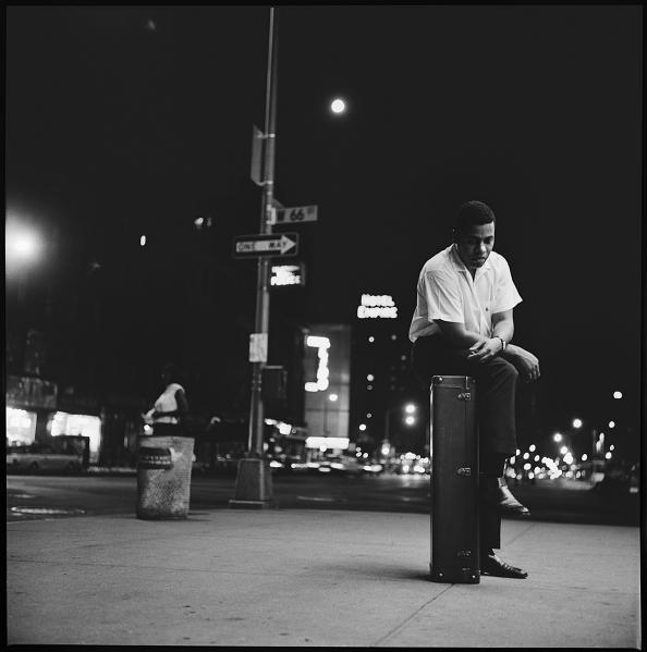 Wayne Shorter by Francis Wolff