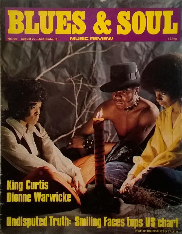 Splash: Blues & Soul magazine