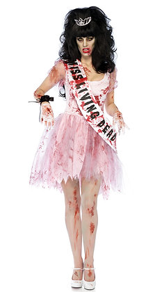 Miss Zombie costume - Halloween