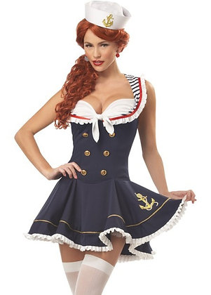 Sailor costume - Halloween