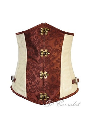 F3190 Old Western Style Underbust