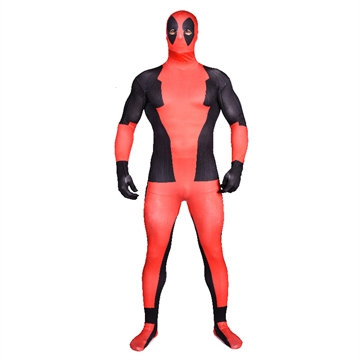 Deadpool Zentai - Halloween
