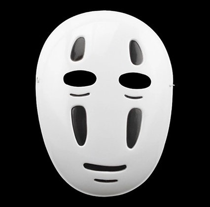 M219 No Face Spirit Mask