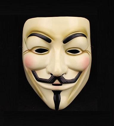 M220B Yellow Vendetta Mask