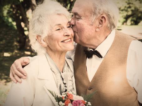 Ehejubiläum - ja, ja und noch mal JA