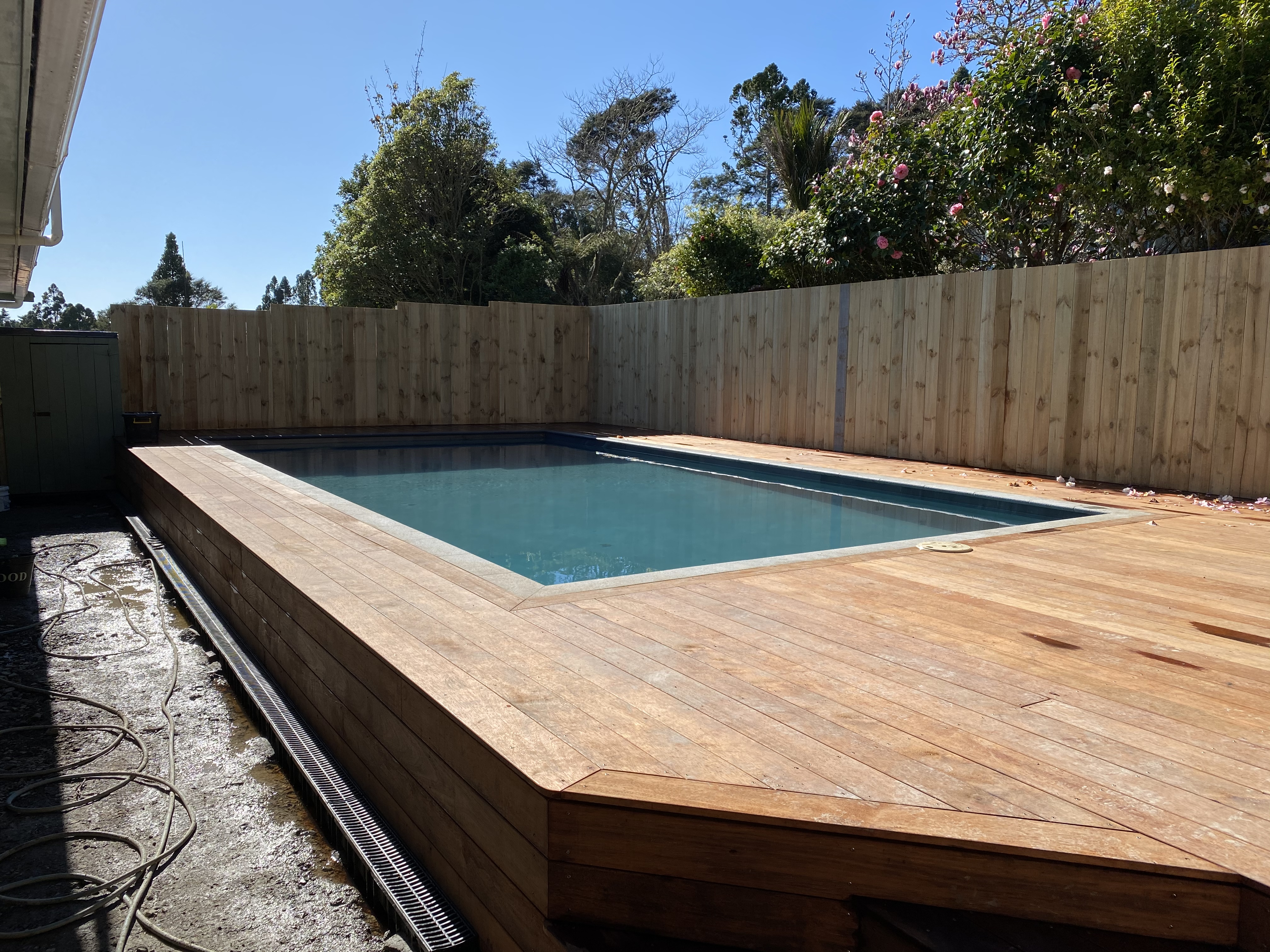 Renovation and Decking