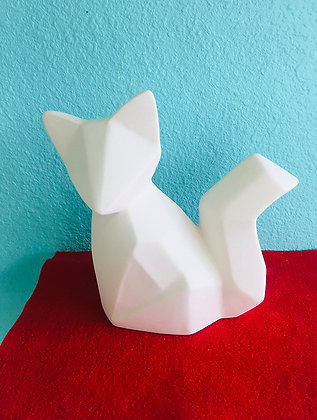 Origami Feline