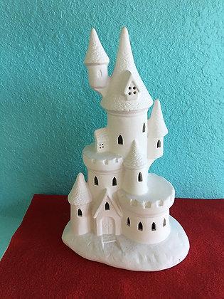 Tall Light-up Castle