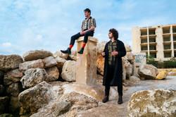 Belgian Band hitting it in Malta