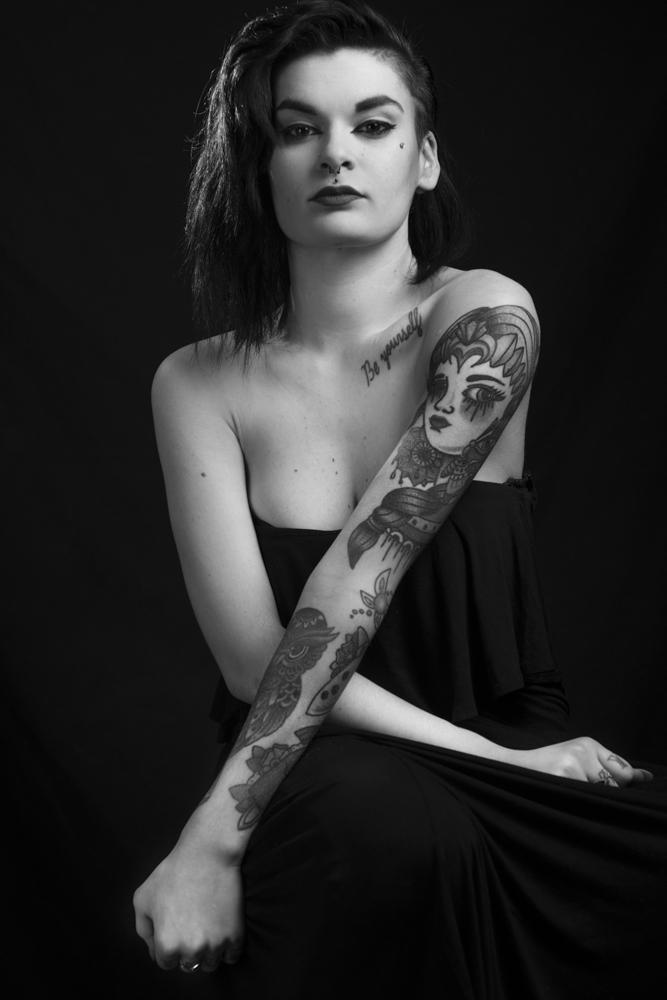 Model Rachel Thake