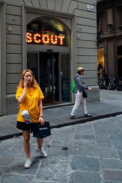 Scout (A3 Print)
