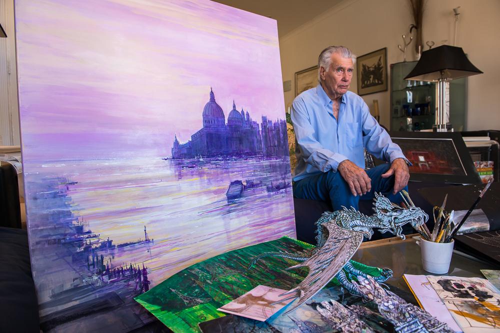 Artist Peter Howwit
