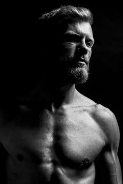 Pierre Lindh Thai Boxer Portrait