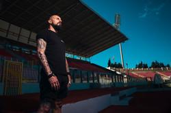 Local Maltese Footballer