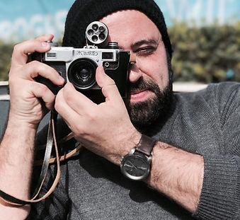Photographer Jacob Sammut