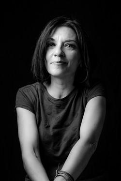 Writer Lizzie Eldridge