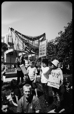 Protest Edinburgh 2019