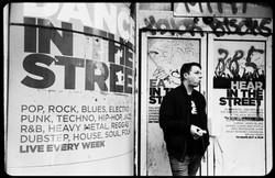 In The Street Glasgow
