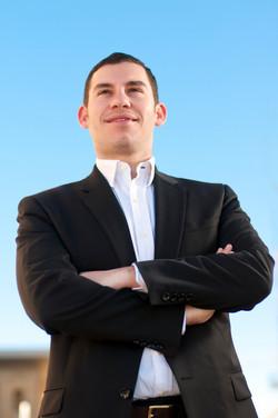 Politician Cyrus Engerer