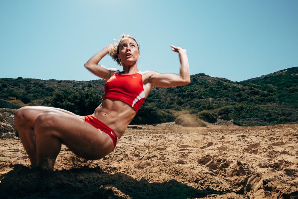 Maltese Athlete Rebecca Camilleri