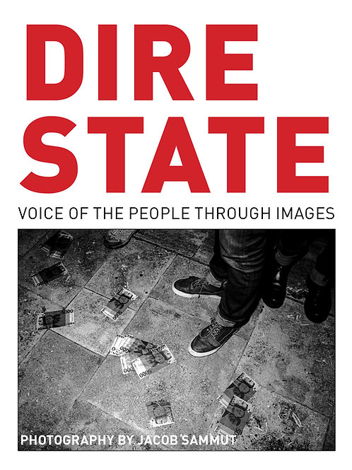 Dire State : Voice of the people through images